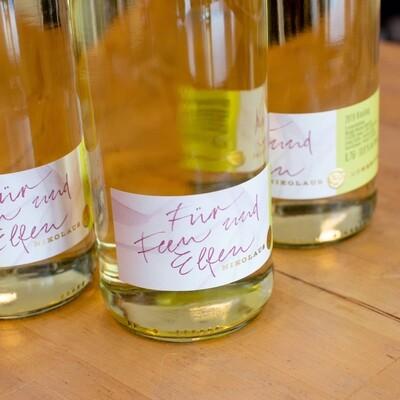 Für Feen und Elfen - Wein Köwerich - weiß - Riesling feinherb
