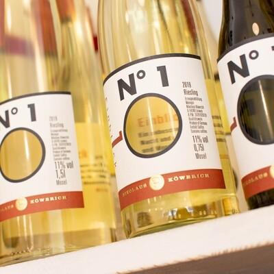 Einblick Nº1 - Wein Köwerich - weiß - Riesling
