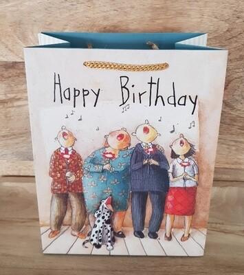 Happy Birthday im Chor
