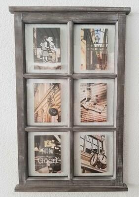 Fenster-Fotorahmen