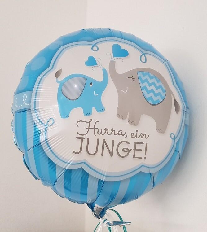 Folienballon OHNE Heliumfüllung