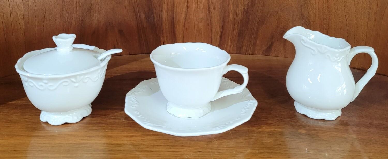 Porzellan Tea Time-Set