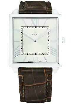Часы Ag 925° 6001.01.04.9.23A (23 - серебро металлик с римскими цифрами) 03968014