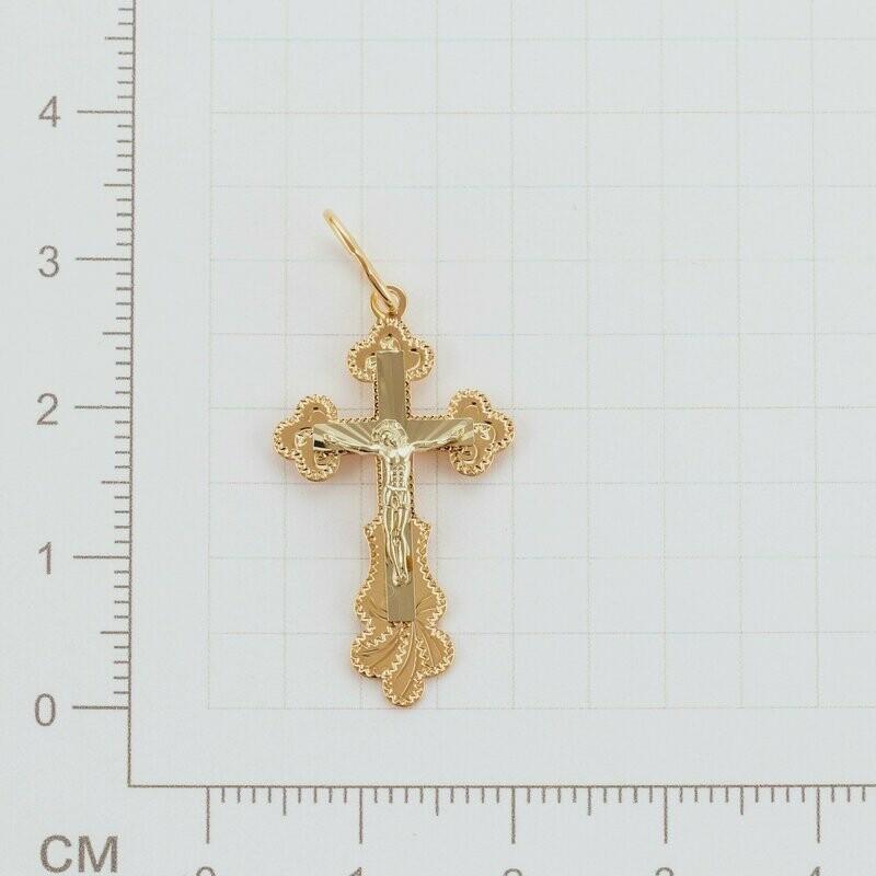 Крест 102-СБ-26.13-04 (золото 585)