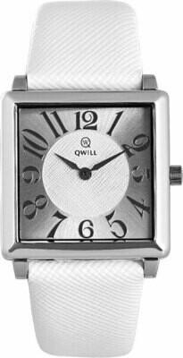 Часы Ag 925° 6051.01.04.9.22A (22 - серебро с арабскими цифрами)