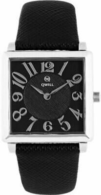 Часы Ag 925° 6051.01.04.9.52A (52 - черный с арабскими цифрами)
