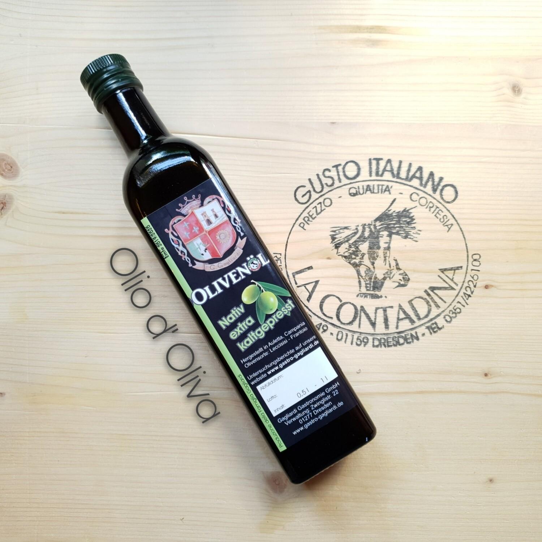 Flasche 1 L Olivenöl