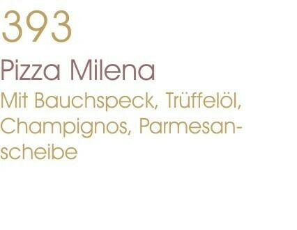 Pizza Milena