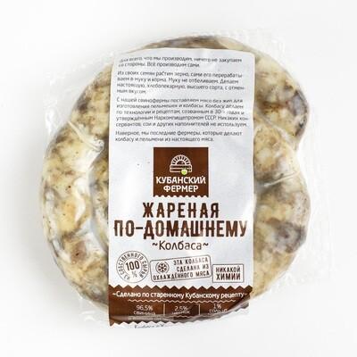"""Колбаса жареная """"По-домашнему"""""""