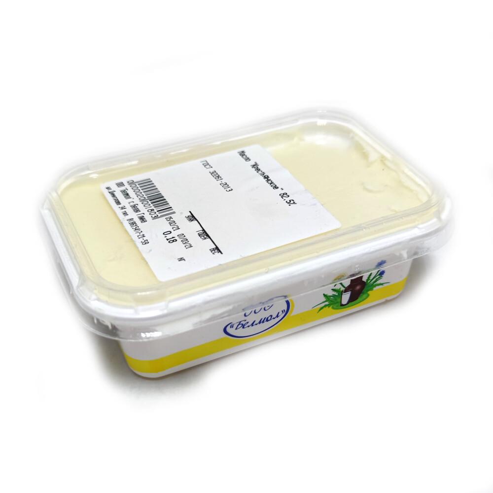 """Масло """"Сливочное традиционное"""" 82,5% 180 гр"""