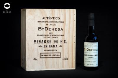 Vieux Vinaigre Balsamique Sans Sucre Ajouté - 37,5cl