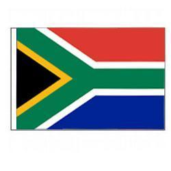 South Africa 3' X 5' Foot Flag