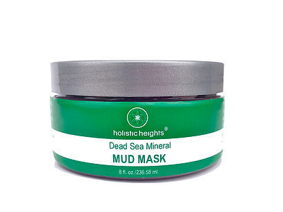 Holistic Heights Dead Sea Mineral Mud Mask