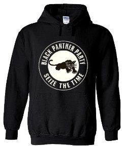 Black Panther Party Hoody (Black)