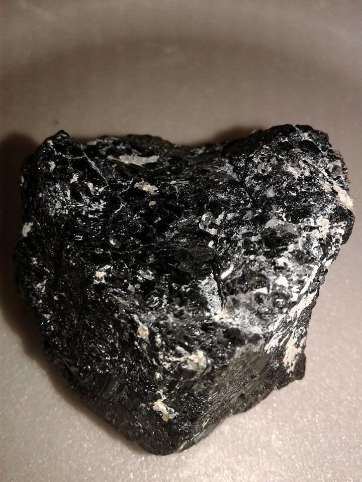 Raw Black Obsidian (Large)
