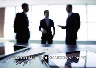 DVR completo - Documento di Valutazione dei rischi - settore Uffici