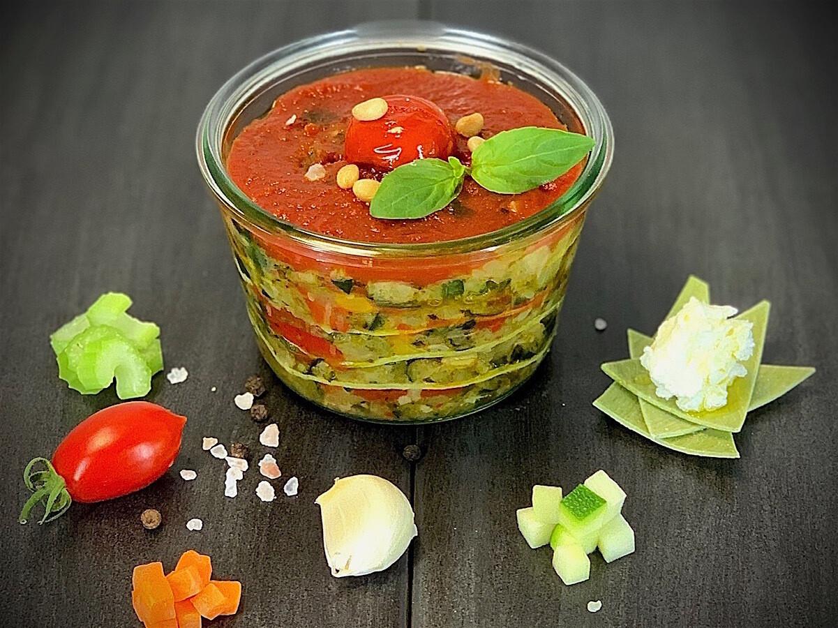 Lasagnes végétariennes MEDIUM
