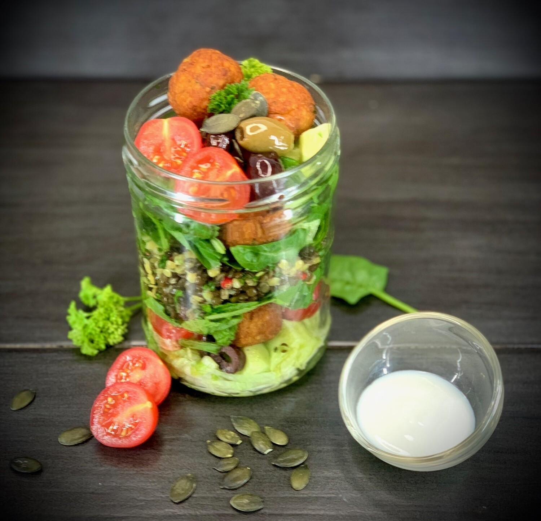 Salade Falafel