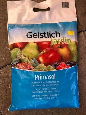 Primasol für Obstbäume Beerenkulturen