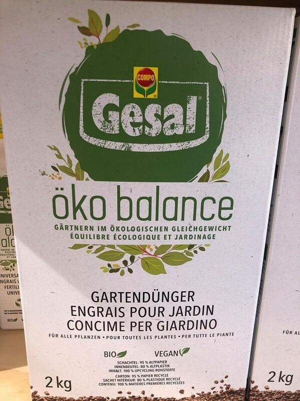 Gesal Öko balance