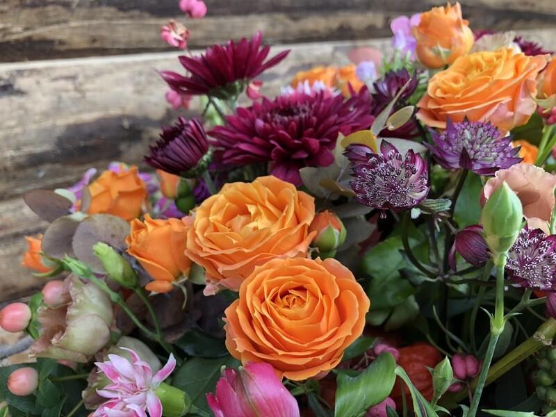 Blumen im Abo
