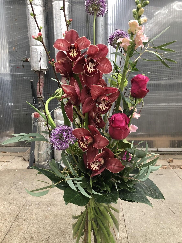 Blumenstrauss gestuft