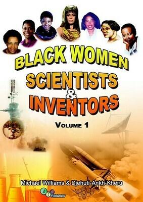 Zwarte Vrouwen als Wetenschappers & Uitvinders