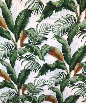 Amazon Palm Fabric By The Yard