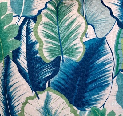 Key West Palm Fabric By The Yard
