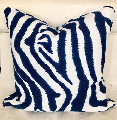 Indigo Zebra