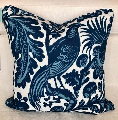 Scalamandre Blue Bird