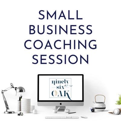 Small Business Coaching Session