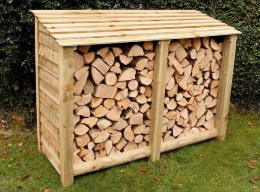Double Log store