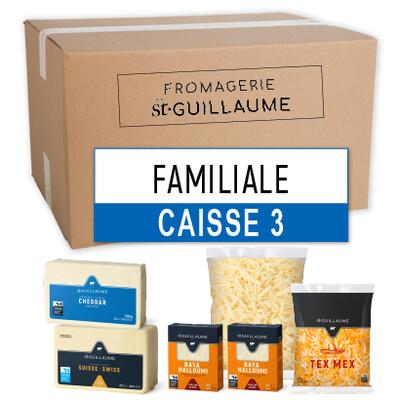 CAISSE 3 - FAMILIALE