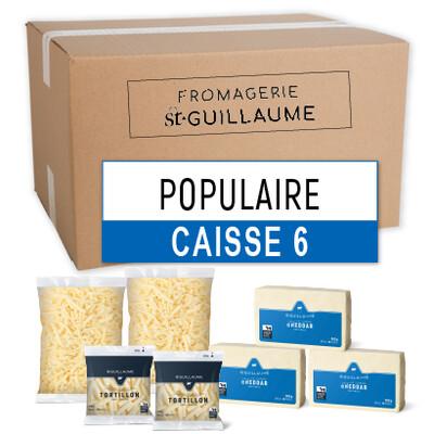 CAISSE 6 - LA POPULAIRE