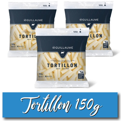 CAISSE - TORTILLONS 150G - 32 SACHETS
