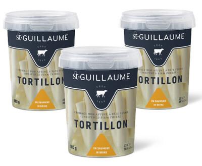 TORTILLONS EN POT (12 X 180G) - CAISSE ENTIÈRE