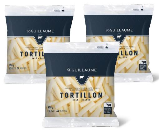 TORTILLONS (32 X 150G) - CAISSE ENTIÈRE