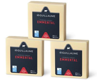 EMMENTAL (12 X 200G) - CAISSE ENTIÈRE