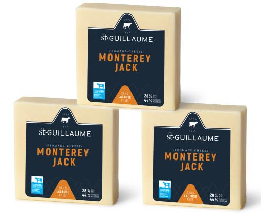 MONTEREY JACK (12 X 200G) - CAISSE ENTIÈRE