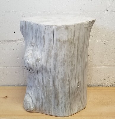 Large stump side table - SOLD