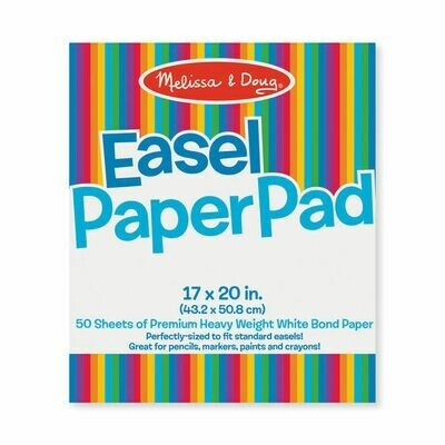 Easel Pad (17