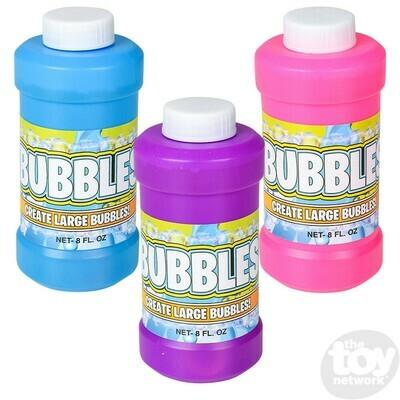 8 oz. Bubble Bottle