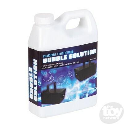 1 Quart Bubble Liquid for Bubble Machine