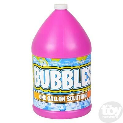 1 Gallon Bubble Solution