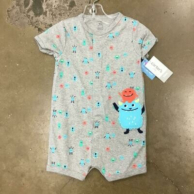 Boys Size 18m Romper -  New with tags