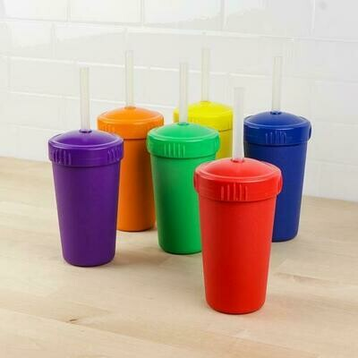 Re-Play 10 oz Straw Cup - NEW ITEM