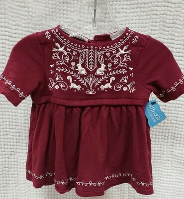 Girls 3M Dress with Bloomers - Used