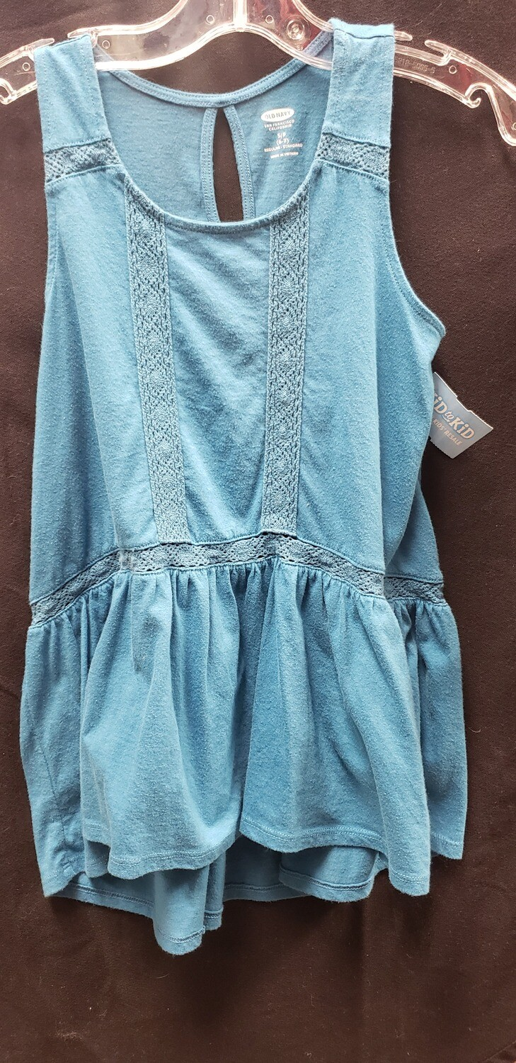 Girls  Top Size 6 - Used