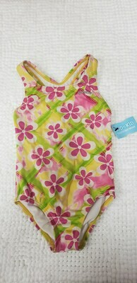 Swim 1pc Size 4 - Used